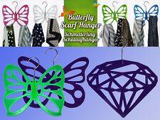 Schalbügel Butterfly Schal Tuch Gürtel Halter Bügel Raumsparer Kleiderbügel