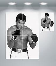 Muhammad Ali Boxing Vintage Giant Wall Art poster Print
