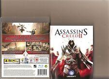 ASSASSINS CREED 2 PLAYSTATION 3 PS 3