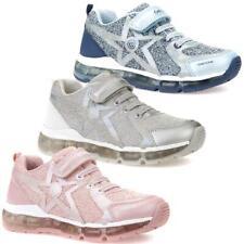 GEOX Lights Blinkschuh Halbschuh Sneaker Active ANDROID Girl Gr.24-38