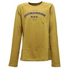 3346V maglia bimbo JECKERSON JUNIOR verde green t-shirt boy kid