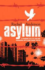 Asylum, Anderson, Rachel, Very Good condition, Book