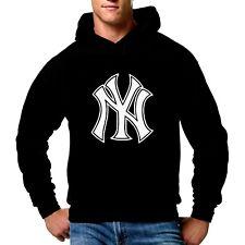 New York NY Pullover Hoodie Hooded Sweatshirt