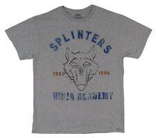 Teenage Mutant Ninja Turtles Splinter Ninja Academy Licensed Adult T-Shirt