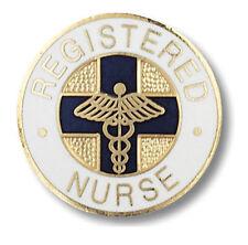 Nurses RN Registered Nurse Emblem Pin ~ 3 Styles