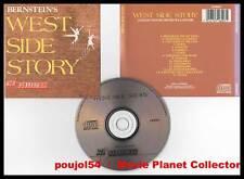 WEST SIDE STORY - Wood,Chakiris (CD BOF/OST) Bernstein