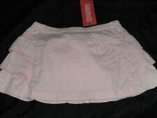 NWT Gymboree Girl PRETTY IN PLUM Pink Skort Skirt 12 18