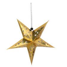 Christmas Hanging Star String Christmas Decoration Tree Decor