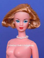 """""""SOPHISTICATED"""" MACKIE Barbie (STYLED FLIP SIDE PART /Blue Eyes) NUDE 4 OOAK_NEW"""