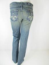 Rock&Republic Jeans Fleur Costello Nicotine Hose Neu 27