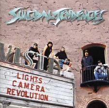 SUICIDAL TENDENCIES - LIGHTS...CAMERA...REVOLUTION! NEW CD