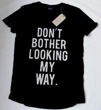 Cooles Jack & Jones T-Shirt, Schriftzug / Spruch Gr. 170-176 / S siehe DETAILS