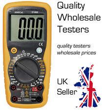 Digital MULTIMETER amecal st-9905