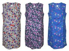 Reißverschluss Kittel RV Hauskleid Baumwolle Schürze