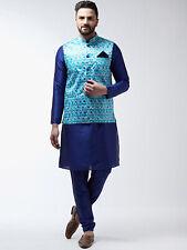 Radanya Mens Nehru Jacker Party Wear Blazer Regular Top Front Buttton Tunic
