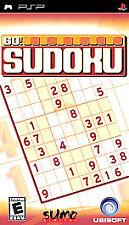 Go Sudoku UMD PSP GAME SONY PlayStation Portable Go!