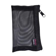 Cosmetic Bag Travel Makeup Mesh Bag Zipper Nail Art Organizer Storage Pouch Bag