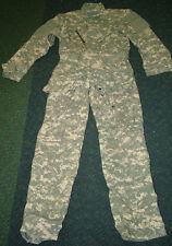 US ARMY DIGITAL ACU A2CU COMBAT AIRCREW FLIGHT SUIT COAT PANT ARAMID VAR SIZES