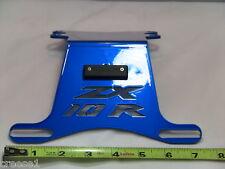 KAWASAKI ZX-10R ZX10 NINJA FENDER ELIMINATOR TAIL TIDY BLUE PL NTS 2006 2007
