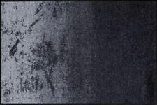 Shabby Grey waschbare Fußmatte Salonloewe Farbverlauf grau anthrazit läufer
