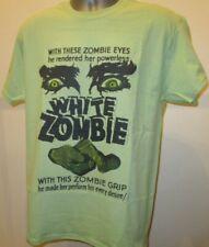 White Zombie Póster de Película de terror Bela Lugosi W222 Camiseta Vampiro Drácula vudú