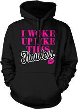 I Woke Up Like This Flawless Lyrics Music Swag Beauty Popular Hoodie Pullover