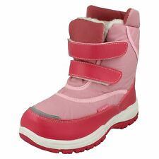 Girls Reflex Double Strap Snow Boots