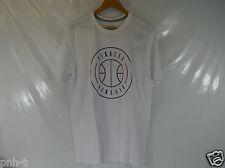 Nike Pigalle blanc encolure Men's T-shirt Taille XS M L 2XL et 3XL BNWT rare