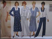 4342 UNCUT Vintage Butterick SEWING Pattern Misses EASY Top Skirt Pants FF