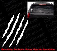 Scratch Claw Monster Halloween Car Window/Vinyl Die Cut Decal Sticker FY051