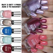Sally Hansen Complete SALON Manicure Nail Polish BEST Colours  BUY 2 GET 1 FREE