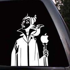 Witch Maleficent Car Window Truck Macbook Die Cut Vinyl Decal Sticker