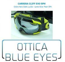 CARRERA Maschera Mask Sci Sky Snowboard CLIFF EVO Giallo Occhiali Sole Goggle