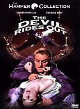 The Devil Rides Out/Rasputin the Mad Monk Dvd, Sarah Lawson, Charles Gray, Nike