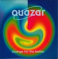 "QUAZAR / Change for the better (12"")"