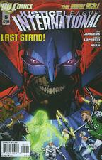 US comic pack Justice League International 5-12 Jurgens Lopresti Ryan (New 52) DC