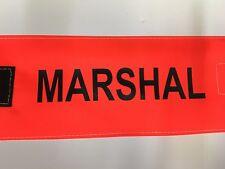 Marshal Hi Viz Velcro Armband