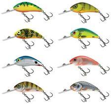 Salmo RATTLIN'FRELON flottant poissons nageurs 5.5cm / PERCHE LEURRE BROCHET