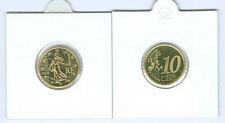 Frankreich  10 Cent  PP/Proof  (Wählen Sie zwischen den Jahrgängen: 1999-2006)