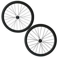 Pro wheels 50mm clincher carbon wheels disc brake hub with sapim Cx-ray spoke