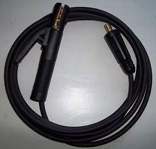 Massekabel  300A Schweißkabel Zange mit hoch flexibel 25mm² 3m//4m//5m Dorn 9//13