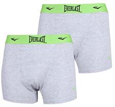 2 Pack Everlast Boxer Slip Homme Sous-Vêtements pour Pantalon