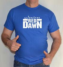 Red dawn, carcajou, film culte, fun t shirt