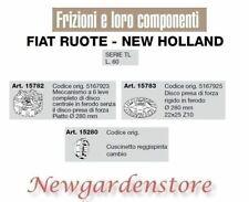 Frizione disco cuscinetto trattore serie TL L.60 15782 FIAT RUOTE NEW HOLLAND