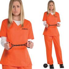 Plus Size Prisoner Costume and Standard Size
