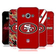 UFFICIALE NFL SAN FRANCISCO 49ERS LOGO CASE IN GEL PER SAMSUNG TELEFONI 4