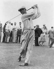 American Pro Golfer BEN HOGAN Glossy 11x14 Photo Vintage PGA Tour Print