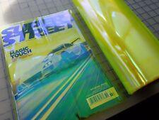 Neon Yellow / Green Chameleon Headlight / Fog light Tint / Film Wrap Vinyl
