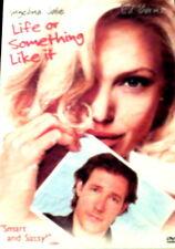 LIFE or SOMETHING LIKE IT (2002) Angelina Jolie Ed Burns Tony Shalhoub SEALED
