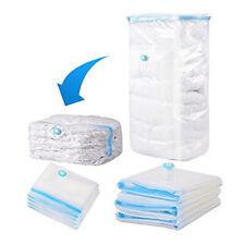 Vacuum Seal Space Saver Storage Bag Compressed Clothes Blankets Organizer Bag Ch